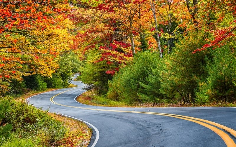 Connecticut Scenic Drives